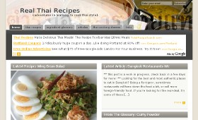 Real Thai Recipes