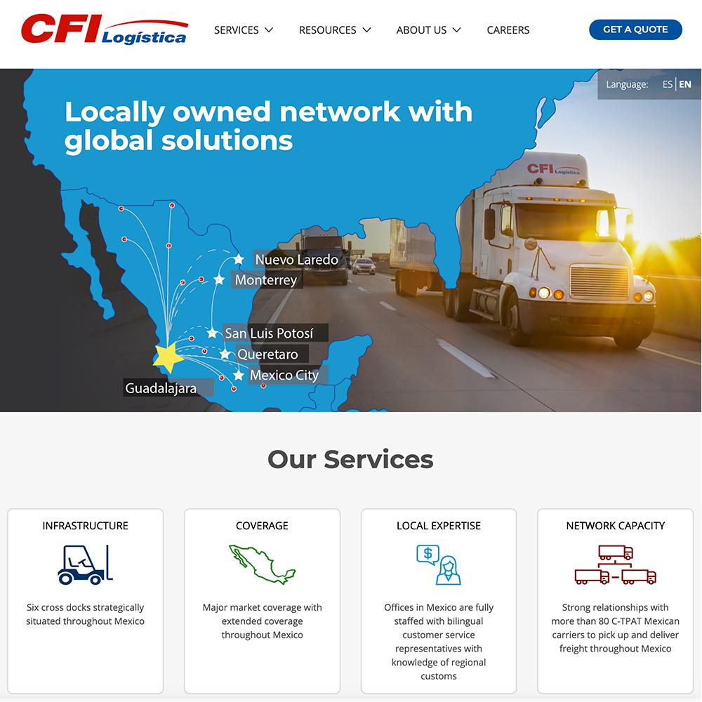 CFI Logistica